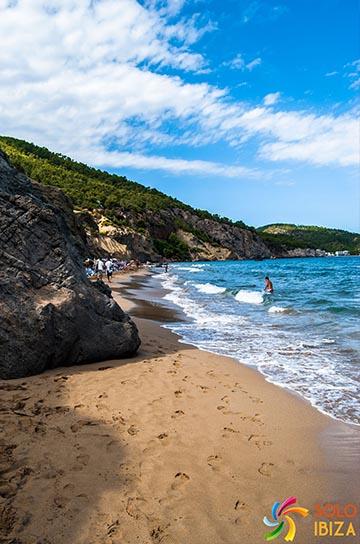 playas de Santa Eulalia