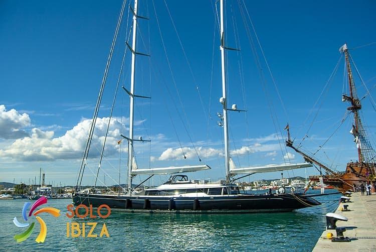 Alquiler Barcos Veleros Lujo Ibiza