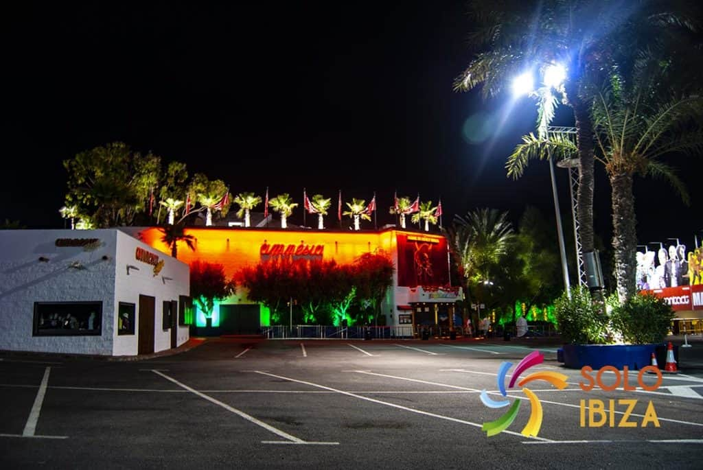 Mejores discotecas Ibiza