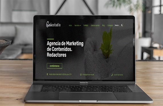 Agencia de marketing de contenidos
